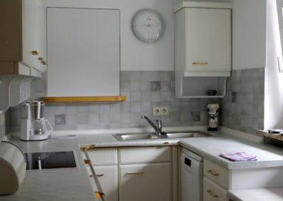 Vollständige Küche - Ferienwohnung Bruckmühl - Thaller